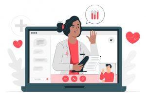 Tenha mais benefícios com seu consultório médico online